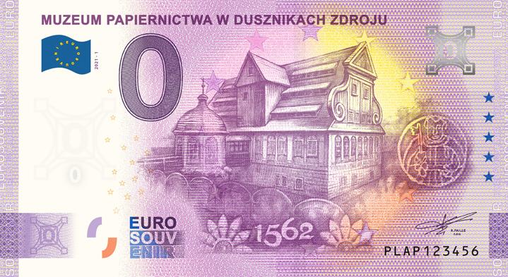 0-euro-souvenir-muzeum-papiernictwa-a-2